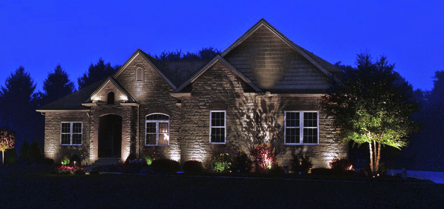 exterior house lighting sandusky